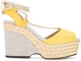 Castaner raffia braided sandals - women - Raffia/Suede/rubber - 37