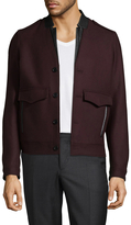 The Kooples Men's Notch Lapel Wool Jacket