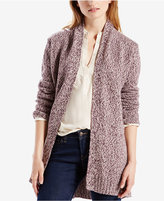 Levi's Belted Open-Front Cardigan