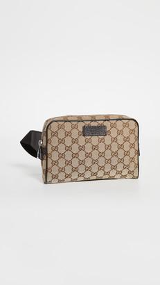 Shopbop Archive Gucci GG Waist Pouch