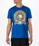 ADIDAS TEAM Men's adidas Golden State Warriors NBA Retro Wrap T-Shirt