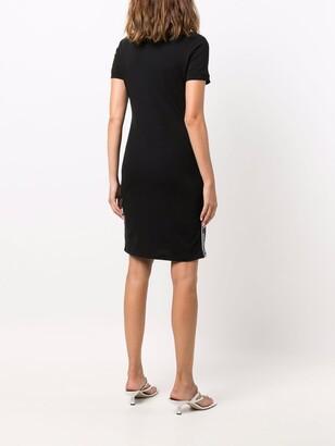 Lauren Ralph Lauren Logo Panel Dress