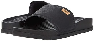 Freewaters Supreem Slide (Black) Men's Shoes