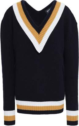 Markus Lupfer Charli Striped Wool Sweater
