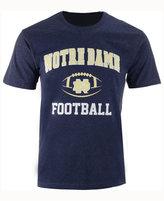 Colosseum Men's Notre Dame Fighting Irish Football Arch Logo T-Shirt