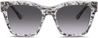 Dolce & Gabbana Eyewear Family square-frame sunglasses