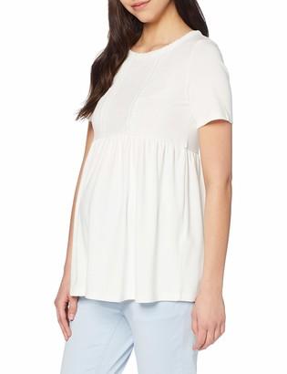 Mama Licious Mamalicious Women's Mljacquelin 2/4 Jersey Top O. Maternity Vest