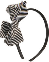Silk Bow Headband