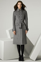 Wool & Cashmere Officer's Trench