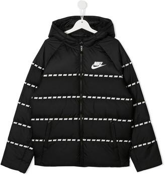 Nike Kids Chest Logo Padded Jacket