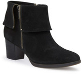 Me Too Isadora Foldover Cuff Bootie