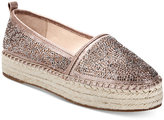 INC International Concepts Women's Caleyy Espadrilles, Only at Macy's