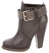 Barbara Bui Studded Ankle Boots w/ Tags