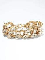 Banana Republic Crystal Link Bracelet