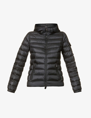 Moncler Giubbotto quilted shell-down jacket