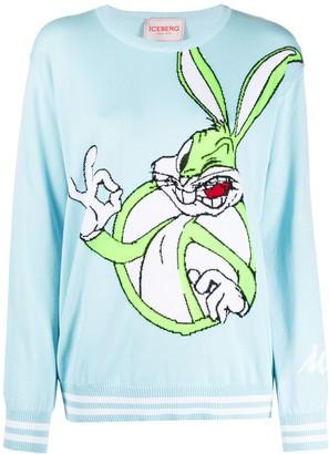 Iceberg Bunny Rabbit Jumper