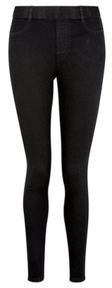 Dorothy Perkins Womens Black 'Eden' Jeggings With Organic Cotton, Black