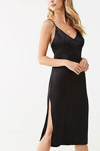 Forever 21 Satin Cami Dress