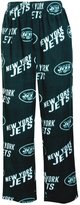 "Concept Sports New York Jets NFL ""Playoff"" Men's Micro Fleece Pajama Pants"