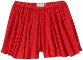 Pink Chicken Mimi Shorts (Toddler/Kid) - Tomato-3 Years