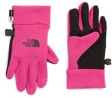 The North Face Girl's E-Tip Gloves
