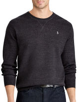 Polo Ralph Lauren Big and Tall Rustic Cotton Sweater