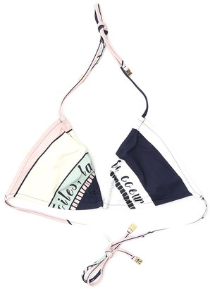Tory Burch Constellation Bikini Top