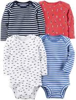 Carter's Baby Boys' Multi-Pk Bodysuits 126g600