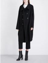 Y's YS Oversized wool coat