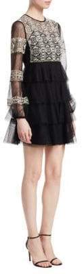 RED Valentino Tulle Mini Dress