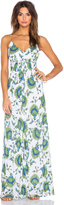 Vix Paula Hermanny Faby Maxi Dress