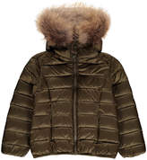 JOTT Grand Froid Gold Dur Lined Hooded Down Jacket
