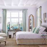 OKA Pair of Stringa Stripe Linen Curtains