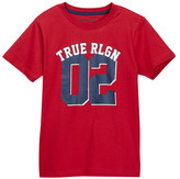 True Religion Varsity Tee (Big Boys)