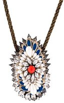 Shourouk Leitmotiv Hindi Statement Necklace