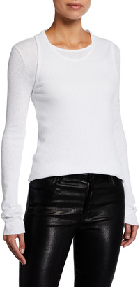 Helmut Lang Double Long-Sleeve Tee
