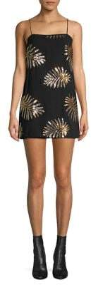 Finders Keepers Sequined Mini Dress