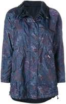 Woolrich printed zipped jacket