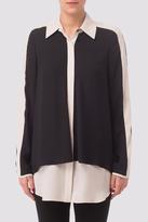 Joseph Ribkoff Black/champagne Shirt