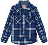 Levi's Boys Check Shirt