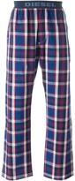 Diesel checked pyjama pants