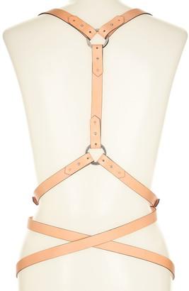 Missoni Leather Body Harness