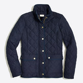 J.Crew Factory Quilted jacket