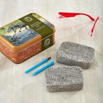 The White Company Dinosaur Excavation Toy Set, Multi, One Size