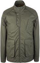 Racing Green Joiner Lightweight Coated Cotton Jacket
