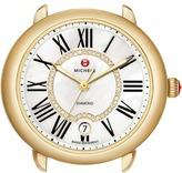 Michele Serein 16 Gold, Diamond Dial Watch Head