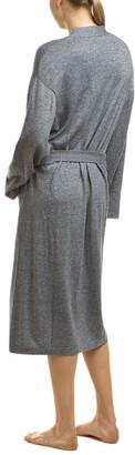 A & R Cashmere Cashmere & Wool Blend Bathrobe