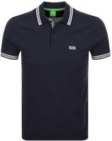 BOSS GREEN Paddy Polo T Shirt Navy
