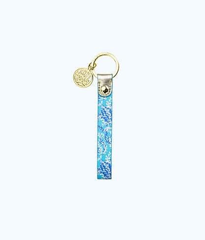 Lilly Pulitzer Strap Keychain