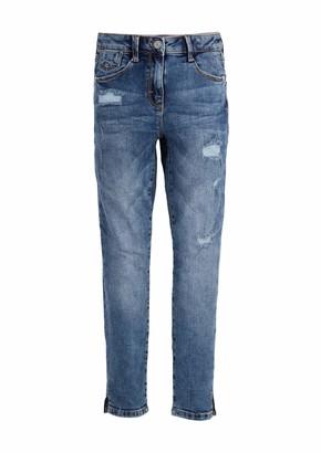 S'Oliver Junior Girl's Hose Lang Jeans